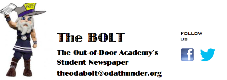 The Student Newspaper of Out-of-Door Academy