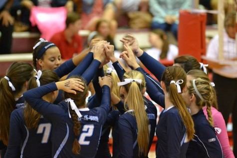 Lady Thunder Falls to the Fierce Cougars