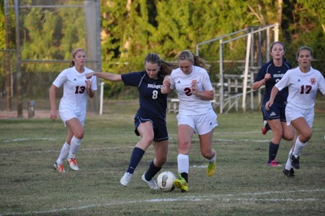 Soccer Starts Off In Success