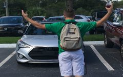 Parking Lot Controversy Causes Class Wars