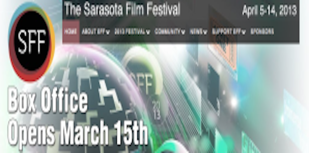 Sarasota Film Festival Invites ODA Behind the Camera