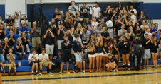 Cougars Feel the Vibrations of the Thunder