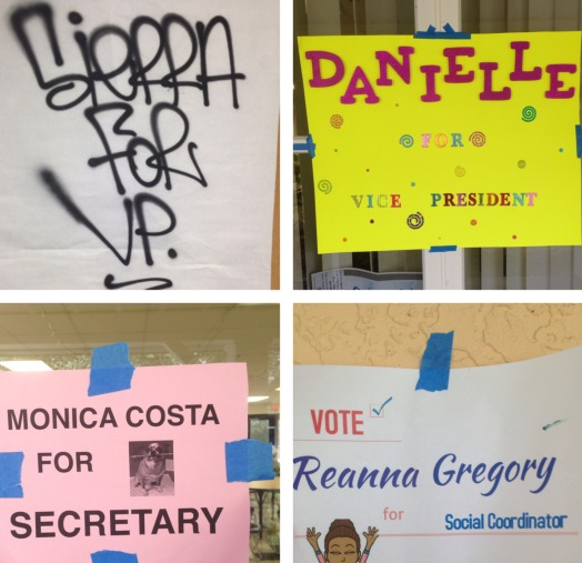 Student Council Elections: Vote Now!