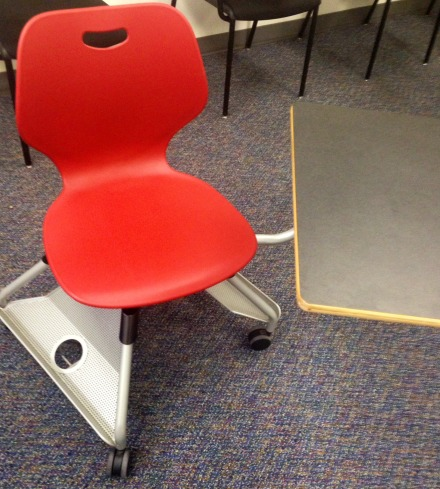 The Mystery Chair Sparks Conversation