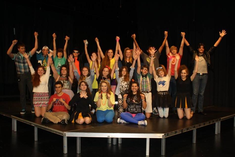 The+cast+of+Back+to+the+80s%3A+A+Totally+Awesome+Musical