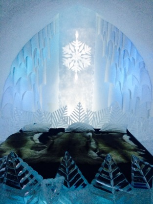 The Night I Survived the ICEHOTEL