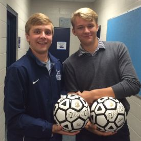 Thunder Soccer Kicks into Districts Against Panthers