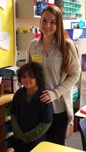 Dr. Seuss Day Celebrations Led by AP Lang Students