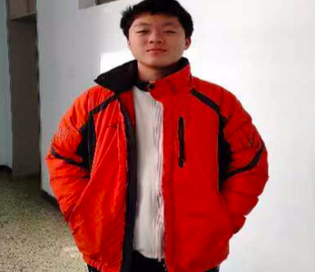 David is one of the three students from Beijing High School #4 who will be joining us this January.