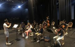 Music Department Prepares for Winter Concert